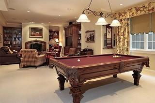 Pool table moves in Manchester, New Hampshire