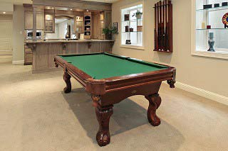 Skilled pool table installers in Manchester