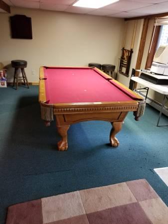 Solo 174 Northampton Fischer Pool Table 31