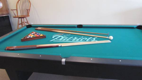 Patriot Pool Table: Pool Tables For Sale Listings