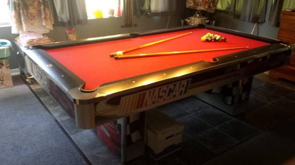 Pool Tables For Sale Listings ManchesterSOLO Pool Table Movers - Nascar pool table light