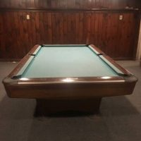 Brunswick Gold Crown I Pool Table
