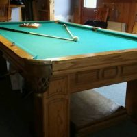 9' Connelly Pool Table