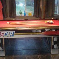 Nascar Pool Table