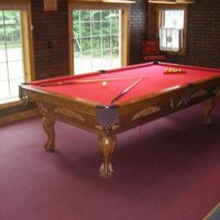 Olhausen Billard Table