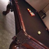8' American Heritage Billiards Table